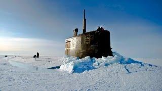 Download Всплытие подводной лодки в АРКТИКЕ ! Video
