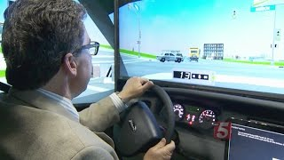 Download Police Train With New, State Of The Art Driving Simulator Video