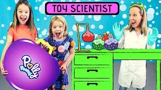 Download Welcome to the Toy Scientist Lab Video