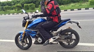 Download BMW G 310R Upcoming bike in India 2017 Video