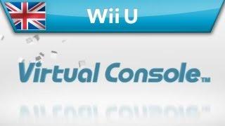 Download Virtual Console - Launch Trailer (Wii U) Video