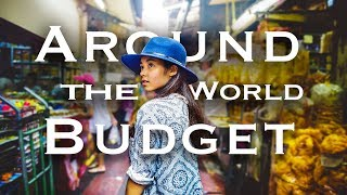 Download How Much Does it Really Cost to Travel the World? | Budget RTW Trip Guide Video