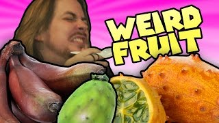 Download Weird Fruit Taste Test! Video
