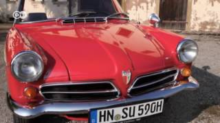 Download Vintage! The NSU Wankel Spider | Drive it! Video