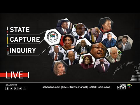 State Capture Inquiry   Commission hears aviation related testimony