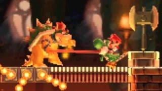 Download Super Mario Maker 3DS - Super Mario Challenge - World 17 (All Medals) Video
