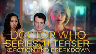 Download The Doctor Who Series 11 Teaser Is... err, odd Video