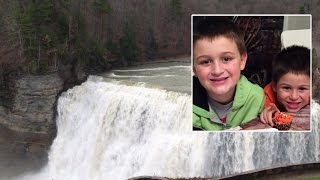 Download Mom Of Boys Swept Away by Waterfall Doesn't Blame Men Charged In Deaths Video