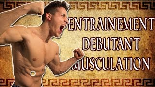 Download ENTRAINEMENT DEBUTANT MUSCULATION !! Video