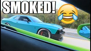 Download 2 Guys in a 1,000HP Hellcat Were in for a Surprise... Video