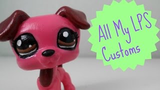 Download All My LPS Customs Video