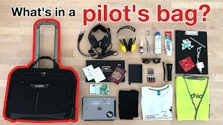 Download What´s in a PILOT´s BAG? WHAT YOU NEED and what NOT!!! Video