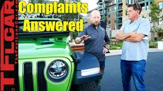 Download Five Things We HATE About Our 2018 Jeep Wrangler Complaints Answered Video