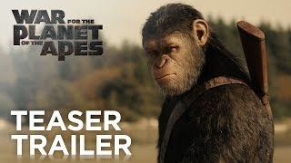 Download War for the Planet of the Apes | Teaser Trailer [HD] | 20th Century FOX Video