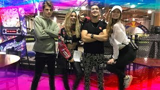 Download GO KARTS CON LELE PONS, HANNAH STOCKING Y TWAN!!| JUCA Video