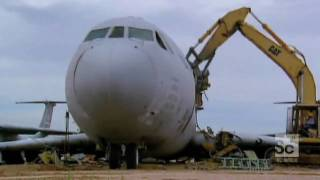 Download How Do They Do It? - Airplane Recycling Video