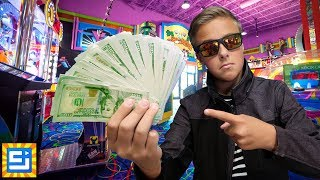 Download BEST ARCADE HACKS for WINNING THE BIGGEST JACKPOT!! Video