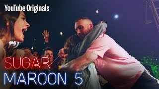 Download Maroon 5 surprise a teen for the party of the year. Video