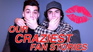 Download TELLING OUR CRAZIEST FAN STORIES Video