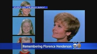 Download Fans, 'Brady' Kids Mourn The Passing Of America's Mom, Florence Henderson Video