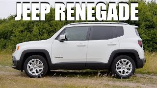 Download Jeep Renegade (ENG) - Test Drive and Review Video