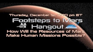 Download 🚀 How Will the Resources of Mars Make Human Missions Possible? Video