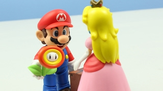 Download Mario's Valentine's Day - Stop Motion Animation (4K) Video