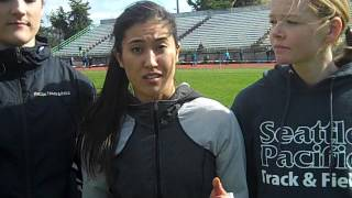 Download SEATTLE PACIFIC TRACK: Sammi Markham, Chynna Phan, and Mary Charleson (March 25, 2017) Video