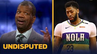 Download Assuming Lakers will win title with AD next year is 'ridiculous' - Rob Parker | NBA | UNDISPUTED Video