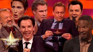 Download Celebrities Impersonating Other Celebrities - The Graham Norton Show Video