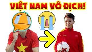 Download Người Hàn chơi liều cắt tóc giống Quang Hải và cái kết ??? || Người Hàn cổ vũ Việt Nam Video