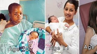 Download 10 YOUNGEST Parents Ever Video