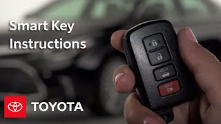 Download Toyota How-To: Smart Key | Toyota Video