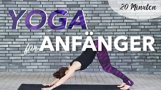 Download YOGA für Anfänger | 20 Minuten Home Workout Video