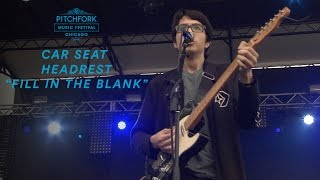 Download Car Seat Headrest perform ″Fill In The Blank″ | Pitchfork Music Festival 2016 Video