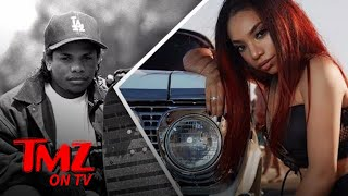 Download Eazy-E's Daughter Celebrates His Birthday with Chevy Impala Photo Shoot | TMZ TV Video