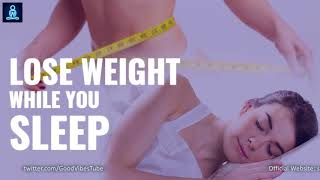 Download LOSE WEIGHT WHILE YOU SLEEP! 30 Days Challenge! Ultimate Weight Loss Hypnosis Video