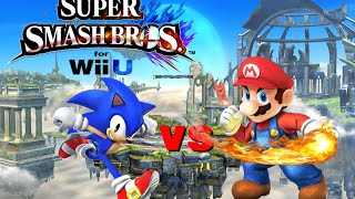 SSF2 Mods - SSB4 Sonic VS SSBC Mario Free Download Video MP4 3GP M4A