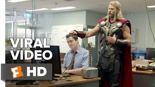 Download Captain America: Civil War VIRAL VIDEO - Team Thor (2016) - Action Movie Video