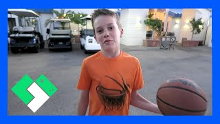 Download LOTS OF BASKETBALL, VERY LITTLE CHILL (Day 1463) Video
