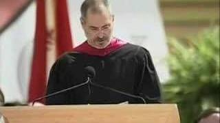 Download Steve Jobs' 2005 Stanford Commencement Address Video