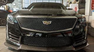 Download 2016 CTS-V Makes Great Power After Blown Transmission! Video