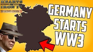 Download Hearts of Iron 4 HOI4 Germany Starts WW3 in the 1950s The Iron Curtain Mod Video