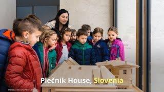 Download Plečnik House, SLOVENIA Video