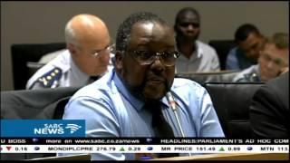 Download Unnamed sources, are working against the police ministry: Nathi Nhleko Video
