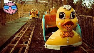 Download Top 10 Creepy Abandoned Haunted Theme Parks Video