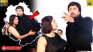 Download Sudeep & Wife Priya Sudeep Together In KCC Launch | Sudeep Wife | Kiccha Sudeep Family Video