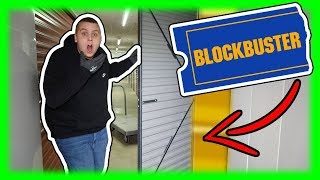 Download I Bought An Abandoned Storage Unit That Belonged To Blockbuster! Video