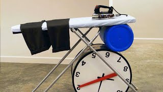 Download The Dresser - Rube Goldberg Machine for Getting Dressed. Video