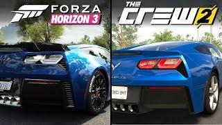 Download Forza Horizon 3 vs The Crew 2 | Direct Comparison Video